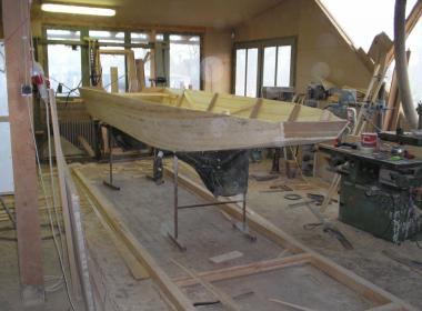 Csónak készítés 6