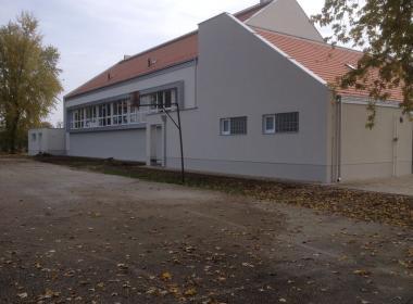 Magyarmecske sportcsarnok